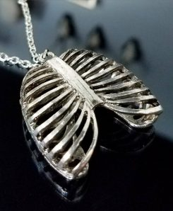 Silver-Rib-Cage-Necklace-Gothic-Jewelry
