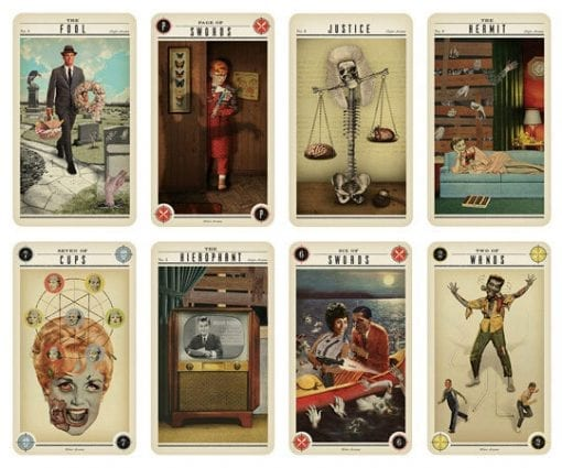 Zombie Tarot Cards, Zombie Gifts
