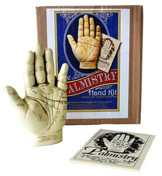 Palmistry-Hand-Oddities-Curiosities-Occult-Items