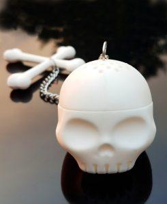 Skull Tea Infuser Skull Drinkware