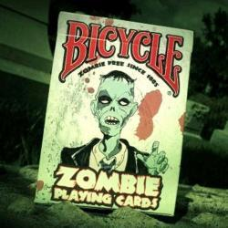 Zombie Playing Cards Zombie Games