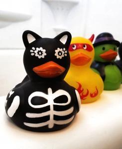 Halloween Rubber Ducks, Skeleton Rubber Duck,Witch Rubber Duck,Devil Rubber Duck,Vampire Rubber Duck