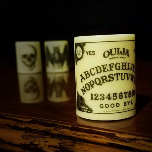 Gothic-Candle-Skull-Candle-Ouija-Candle