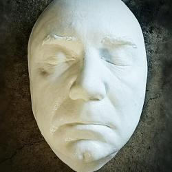 Bela Lugosi Life Mask, Boris Karloff Life Mask, Vincent Price Life Mask, Oddities Store