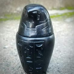 Anubis, Canopic Jar, Vintage Embalming, Oddities