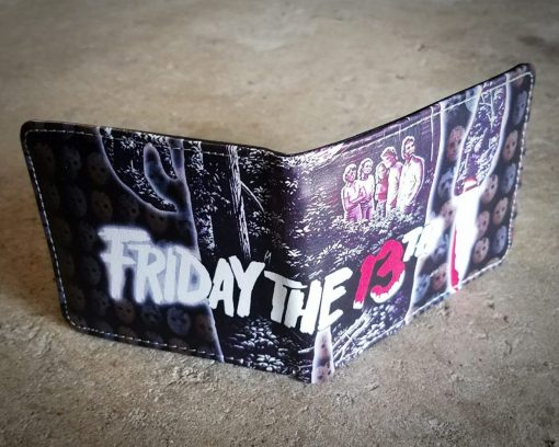 Friday the 13th Wallet, Horror Movie Gifts