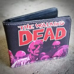 Zombie Wallet, Walking Dead Wallet, Horror Movie Gifts