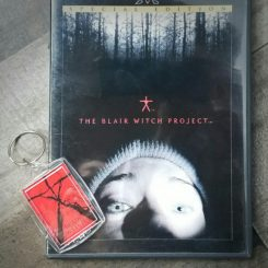 Blair Witch Project DVD, Horror Movie Gifts