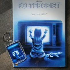 Original Poltergeist DVD, Horror Movie Gifts