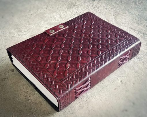 Triquetra Journal, Triquetra Book of Shadows, Occult, Wicca Supplies