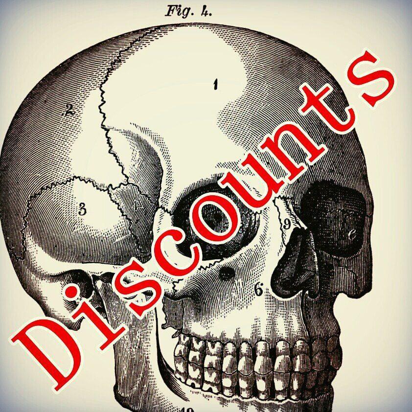 Discounts & Deals