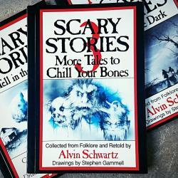 Scary Stories to Tell in the Dark, Set, 3 Books, Old Scary Books, Scary Stuff for Sale