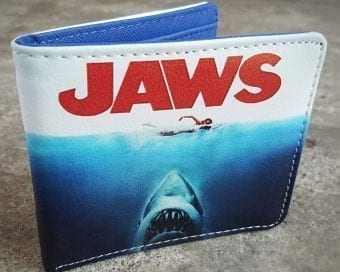Jaws Wallet, Horror Movie Gifts, Retro Horror Gift