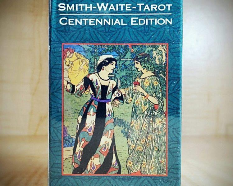 Smith Tarot Deck, Tarot Cards, Occult For Sale