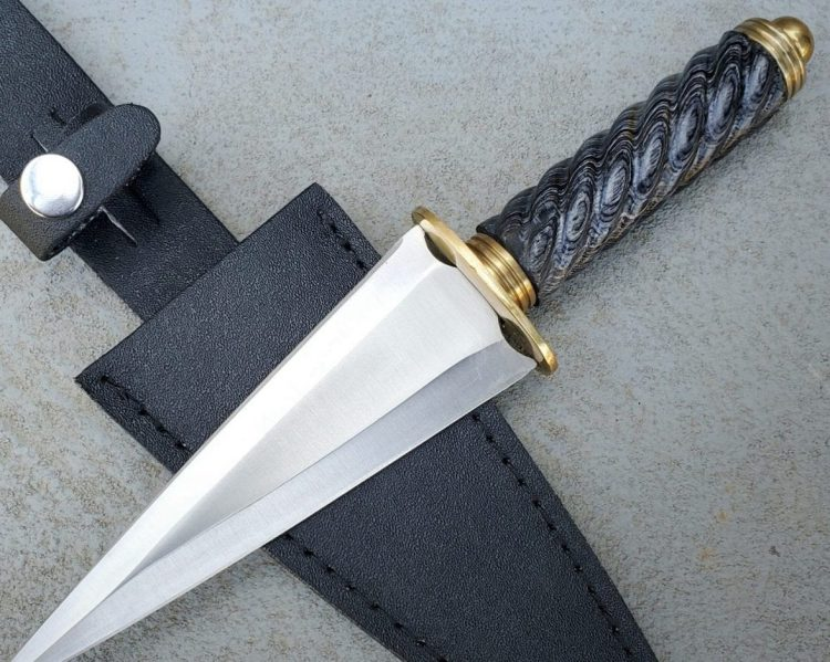 Large Athame, Altar Knife, Occult Items