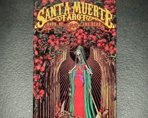 Sante Muerte Tarot Deck, Tarot Cards, Occult Supplies