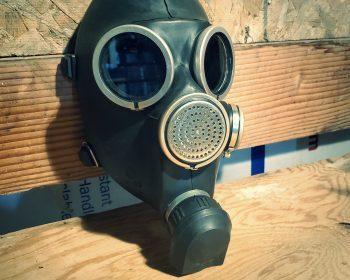 Soviet Russian Gas Mask, Oddities, Curiosities