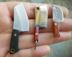 Mini Knife Set, Tiny Knives, Mini Butcher Knife