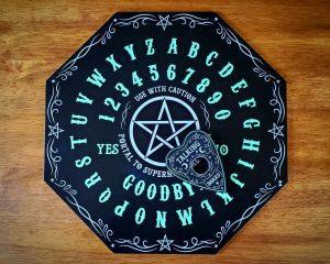 Glow In The Dark Ouija Board, Octagon Ouija Board