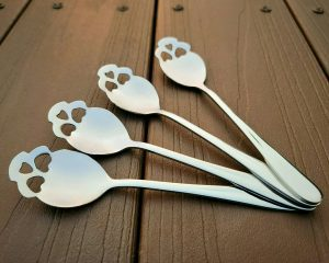 Skull Spoon, Gothic Decor